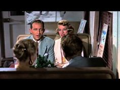 White Christmas - YouTube White Christmas - Bing Crosby, Danny Kaye, Rosemary Clooney and Vera Ellen with  Mary Wickes as the nosey and witty housekeeper.  My No.3 all time favorite movie.  (No full copy of this on YouTube). I have my own, of course ♥♥♥