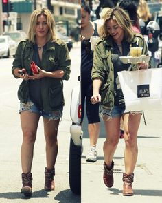 Hilary Duff shopping in LA (May 29, 2014)
