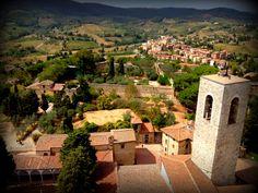 San Giminiano, Italie