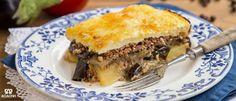 Εύκολος και ελαφρύς μουσακάς με γιαούρτι (VIDEO) Easy Meals, Easy Recipes, Sandwiches, Beef, Food, Drink, Inspiration, Easy Keto Recipes, Meat