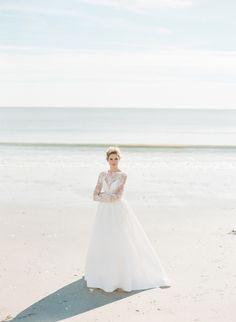 Bridal Gowns: Kate McDonald Bridal - www.stylemepretty.com/lookbook/designer/kate-mcdonald-bridal/