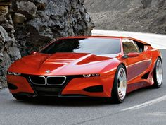 2016 BMW M8 Supercar. Build it and they will come. Check out Facebook and Instagram: @metalroadstudio Very cool!