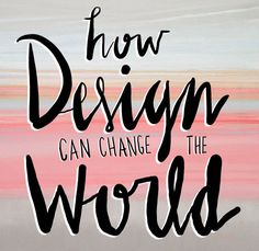 Can design change the world? We answer that question on-air today with companies that have devoted their creative talents to helping those in need.