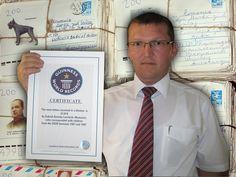 România a fost inclusă în Academia Recordurilor Mondiale din SUA, de către sălăjeanul Gabriel Lavrincic Guinness World, News, Children, Cots, Young Children, Boys, Kids, Child, Kids Part