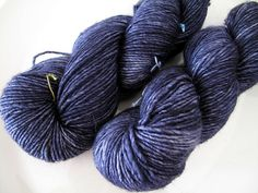 Madelinetosh Merino DK in Stovepipe - yes please!