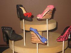 shoe cake pop - Bing Images