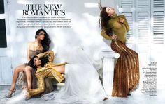 The New Romantics | Farrokh Chothia  #photography | Vogue India September 2012