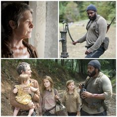 Sneak peek video: Tyreese gets on guard, ready to spring into action on 'The Walking Dead.' (Full story at AL.com)