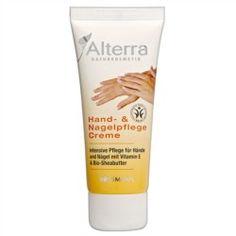 Alterra - Hand- und Nagelpflege Creme Handcreme