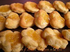 Biscotti di ricotta,ricetta dolce