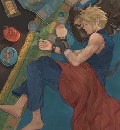 "悠 on Twitter: ""#2019年自分が選ぶ今年の4枚 #FF7… "" Final Fantasy 3, Final Fantasy Artwork, Fantasy Series, Cloud And Tifa, Cloud Strife, Resident Evil, Fanarts Anime, Manga, Fantasy Characters"