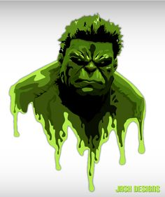 My Incredible Hulk was selected for the Daily Inspiration #1216 at Abduzeedo