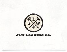 logo by a dad for his son, who was starting a little firewood business. fab. Mike Bruner via Emir Ayouni