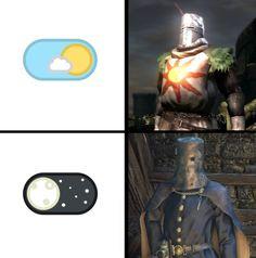 Funny Gaming Memes, Funny Games, Arte Dark Souls, Bloodborne Art, Soul Game, Dark Blood, Dark Memes, Clean Memes, Fantasy Inspiration