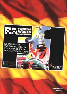 1990 GP de España en Jerez de la Frontera