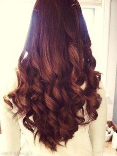 Brown curls  #mybetsonBetts