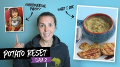 Potato Reset Day 2 - Fighting the Cravings!