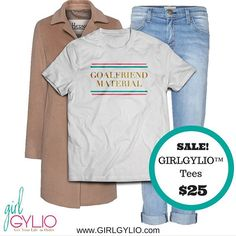 Dress up or down with the GoalFriends! Shop GirlGYLIO™ Tees! #GirlGYLIO #GirlGetYourLifeInOrder #Goalfriends #PlannerLife #PlanSuccess #BeIntentional #PlanAhead #Stationery #Like4Like #BossMom #iLovetoPlan #GirlBoss #DayDesigner #Planning #GreatnessAwaits #love #Instalike #BlackGirlsPlan #PlannerGirl #Organized  #BeExcellent #BelieveInYourDamnSelf #KnowYourWorth #WriteTheVision #JustDoIt #BeBold #PlanningCommunity #PlannerGoals #PlanningGoals