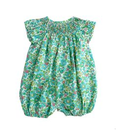 Marie Puce Paris - French fashion designer for children - Gaetan baby jumpsuit