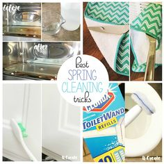 Best Spring Cleaning Tricks