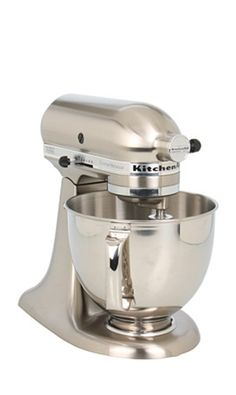 Kitchenaid mixer #wishlist