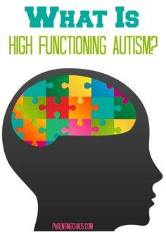 Understanding High Functioning Autism