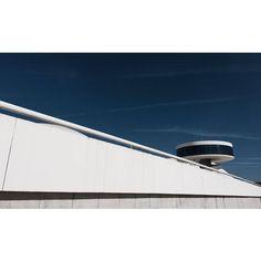 Perfección. Avilés. #niemeyer #architecture