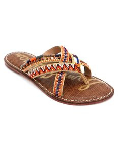 Sam Edelman Karly Slide Sandal at Maverick Western Wear