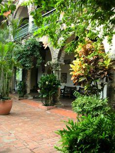 Hotel Santa Clara, Cartagena.