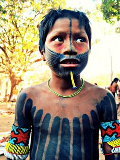 Youngest brazilian tribal pussy
