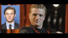 AGREE OR DISAGREE? Wings forward Gustav Nyquist has a little bit of Peeta Mellark (Josh Hutcherson) in him?