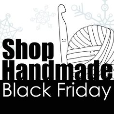 Shop Handmade this Black Friday with @Etsy sellers in Seattle! :)
