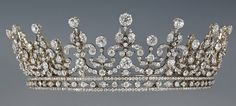 The Girls Of Great Britain and Ireland Tiara, worn by the Queen on our coins and banknotes