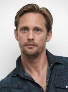 """ALEXANDER Skarsgard turns to his actor dad when he needs career advice.  The True Blood star, 33, told Rolling Stone magazine that his famous father, actor Stellan Skarsgard, taught him to protect his private life.  """"I don't want people to know too much about me,"""" he said"""