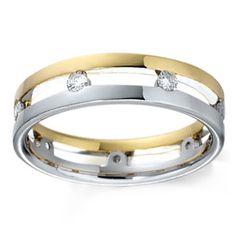 Wedding Rings Direct - MCW-1062-B