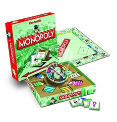 Monopoly Chocolate Editions of Hasbro Games Edible Chocolate Edition, 5.1 Ounce #Hasbro