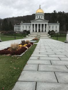 Montpelier, Capital of Vermont