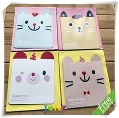 handmade cat birthday card - Google Search