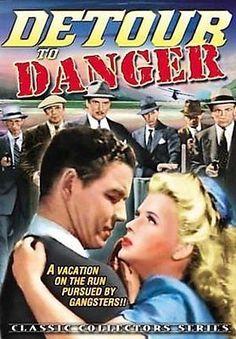 DETOUR TO DANGER NEW DVD