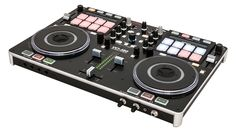 Or this.... Vestax VCI-380 with Serato ITCH.
