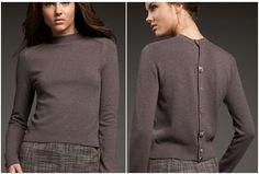 Fashion Notebook - http://nanciemwai.com/2012/06/trend-the-backward-cardigan/