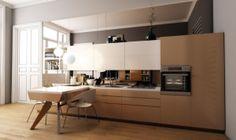 Bucataria Motus Minimalism, Table, Furniture, Home Decor, Decoration Home, Room Decor, Tables, Home Furnishings, Home Interior Design
