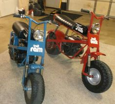 Badass Mini Bike Kits: How to get your kid started early Mini Motorbike, Motorcycle Wheels, Mini Bike, Redneck Crafts, Homemade Motorcycle, Custom Trikes, Bike Kit, Motor Scooters, Fat Bike