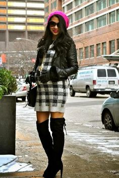Shop. Rent. Consign. MotherhoodCloset.com Maternity Consignment: Check out these chic real mum-to-be winter maternity street style outfits....