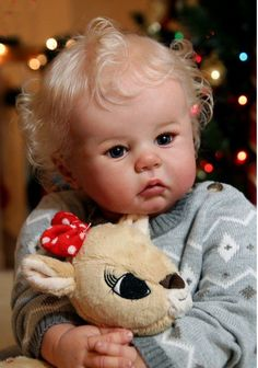 Beautiful Reborn Baby Girl Toddler Doll Candice PROTOTYPE Sandy Faber