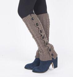 Leg Warmerswomen leg warmersButton Leg warmers by DDBoutiqueDD, $8.00
