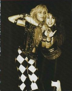Doro and Lee Aaron