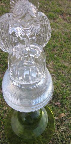 Glass Yard Art | glass yard art