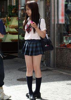 Girl in Uniform 😘 School Girl Japan, Japanese School Uniform Girl, School Girl Outfit, School Uniform Girls, Girls Uniforms, Japan Girl, Girl Outfits, Cute Asian Girls, Beautiful Asian Girls