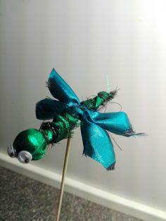 En skindende stof guldsmed